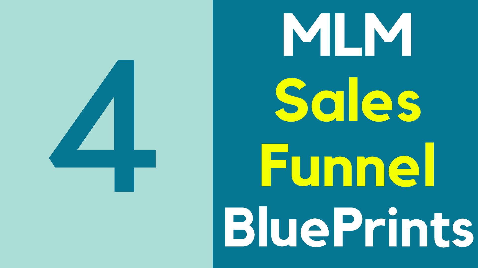 MLM Sales Funnel