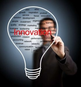 innovate in a stale industry
