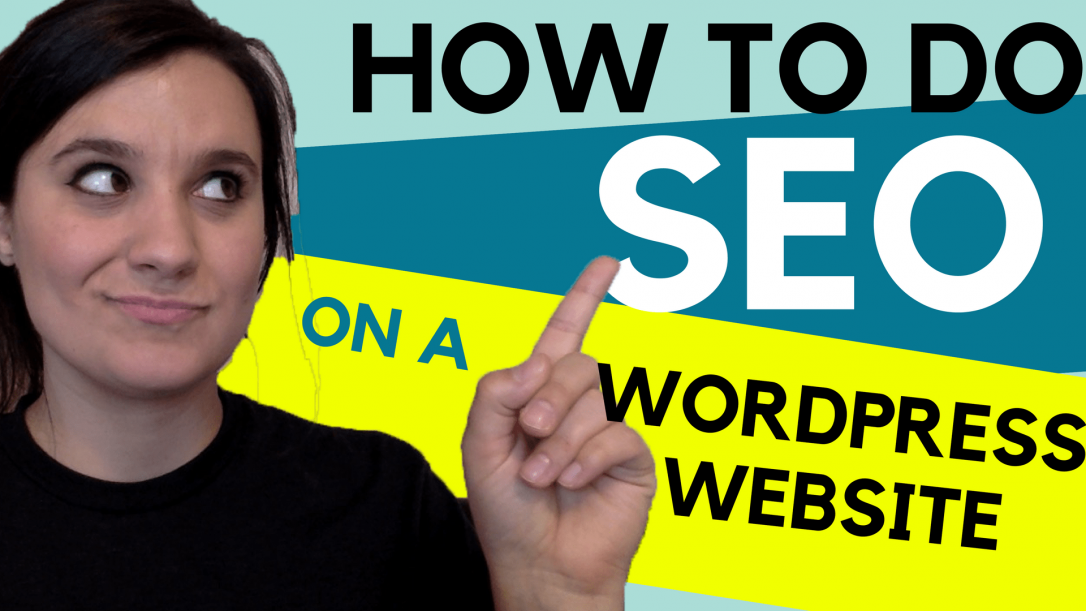 how to do seo on a wordpress website