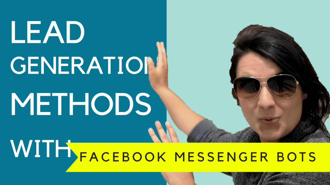lead generation with facebook messenger