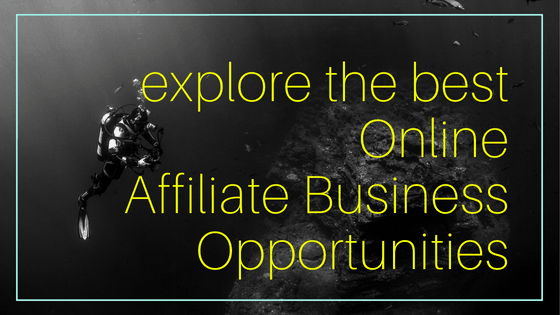 Explore Affiliate Opportunities